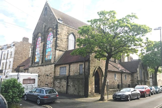 Thumbnail Commercial property for sale in Former St Laurence's Church, Edward Street, Morecambe