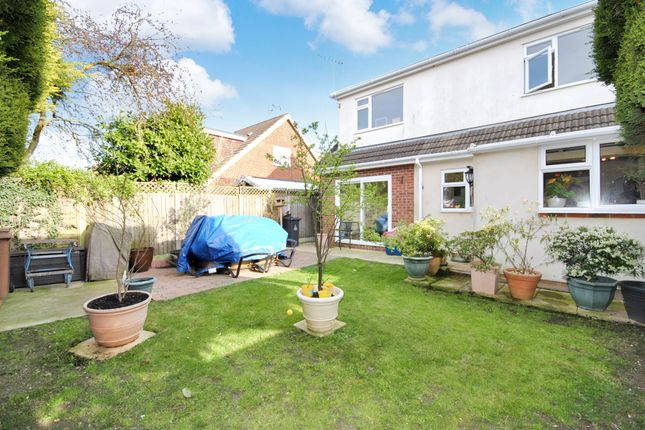 Thumbnail Semi-detached house for sale in West Avenue, Mayland, Chelmsford