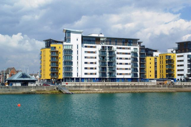 Thumbnail Flat to rent in Orvis Court, Sovereign Harbour North, Eastbourne