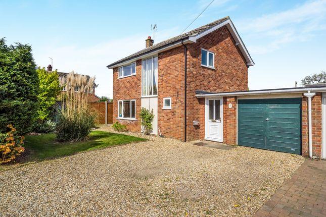 Thumbnail Link-detached house for sale in Bedingfield Road, Swanton Morley, Dereham