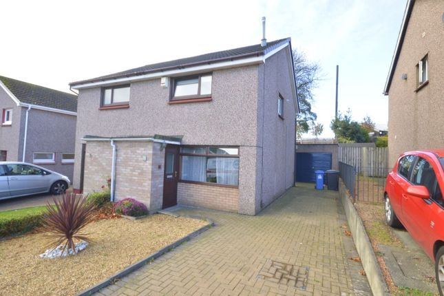 Thumbnail Semi-detached house to rent in Glenbervie Road, Kirkcaldy