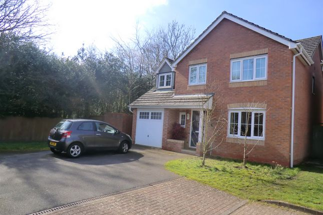 Thumbnail Detached house for sale in Joshua Close, Coventry