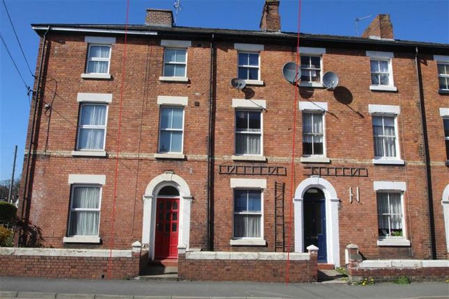 Thumbnail Town house for sale in Castle Street, Oswestry
