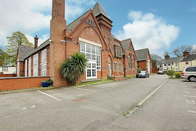 Thumbnail Flat to rent in Devonshire Park, Devonshire Street, Brimington, Chesterfield, Derbyshire