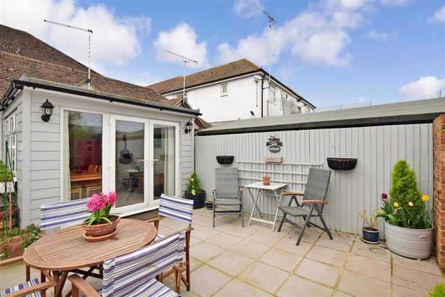 Rear Garden of Herne Bay Road, Whitstable, Kent CT5