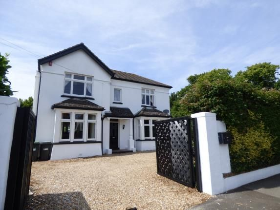 Thumbnail Detached house for sale in Alverstoke, Gosport, Hampshire