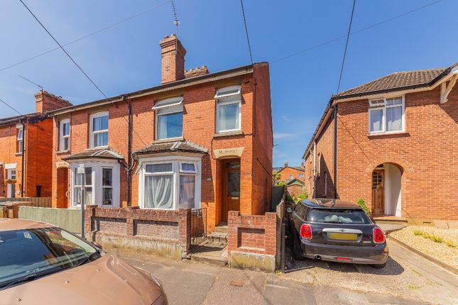 3 bed semi-detached house for sale in Balmoral Road, Andover SP10