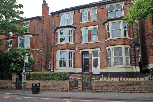 Thumbnail Semi-detached house for sale in Woodborough Road, Mapperley, Nottingham