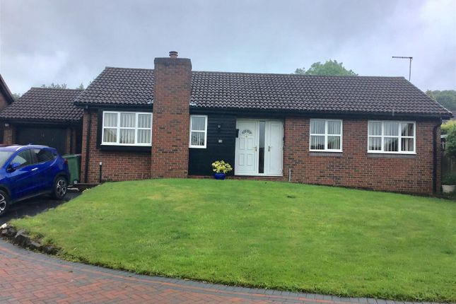 Thumbnail Bungalow for sale in Ferndale Drive, Priorslee, Telford