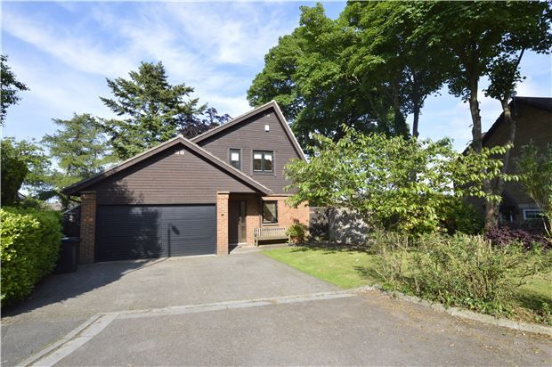 Thumbnail Detached house for sale in Prospect Close, Winterbourne Down, Bristol