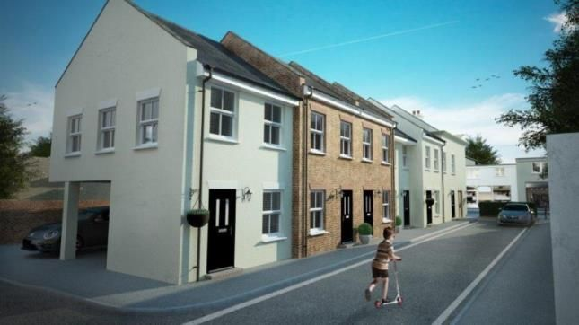 Thumbnail Terraced house for sale in Stoke Road, Gosport
