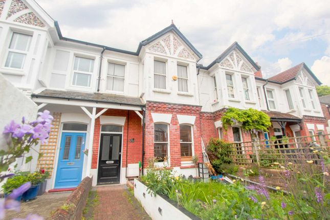 Thumbnail Flat to rent in Harrow Road, Worthing