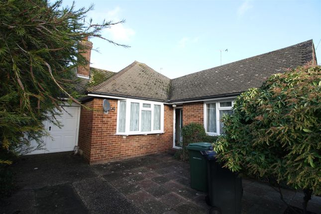 Thumbnail Detached bungalow to rent in Broad View, Bexhill-On-Sea