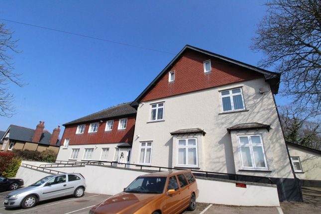 Thumbnail Flat for sale in Flat 9, Clevedon House, Clevedon Road, Newport