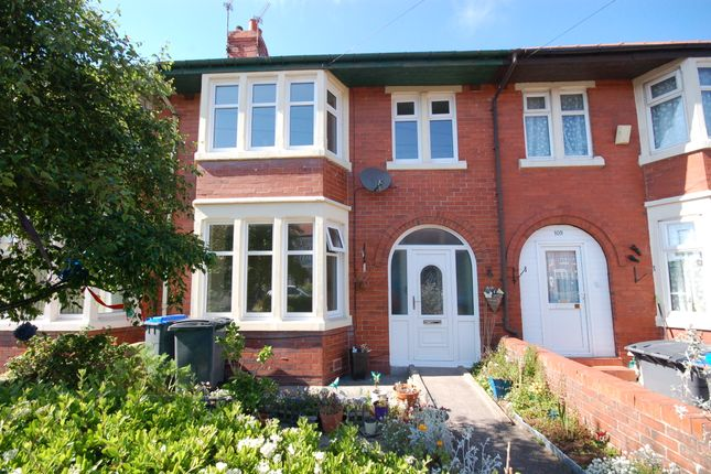 Thumbnail Terraced house to rent in Faringdon Avenue, Blackpool