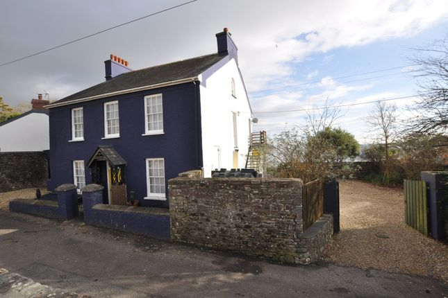 Thumbnail Detached house for sale in The Cottage, Victoria Street, Laugharne