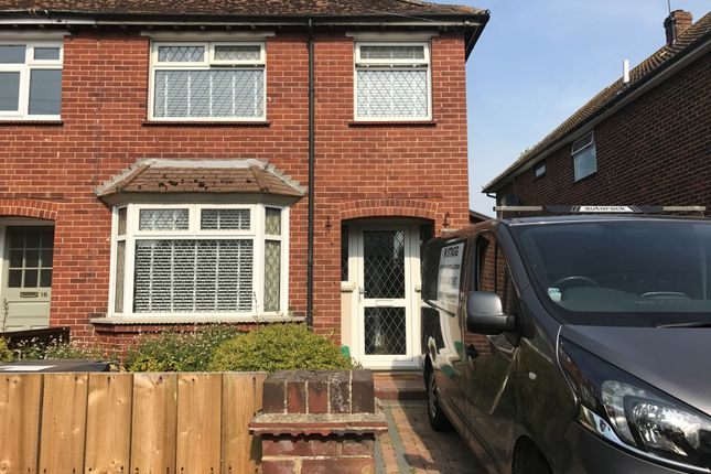 Thumbnail End terrace house to rent in Tothill Street, Minster Ramsgate
