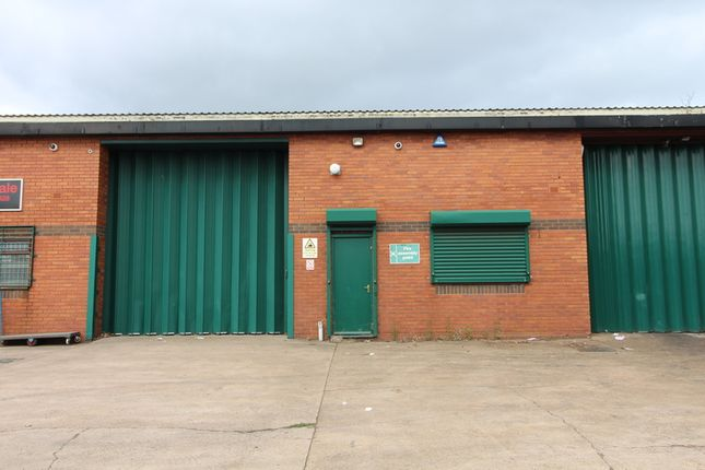 Thumbnail Industrial to let in Cato Street, Birmingham