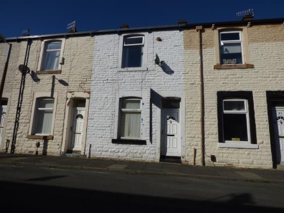 Front of Towneley Street, Burnley, Lancashire BB10