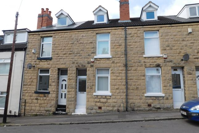 Thumbnail Terraced house to rent in Park Street, Mansfield Woodhouse, Mansfield