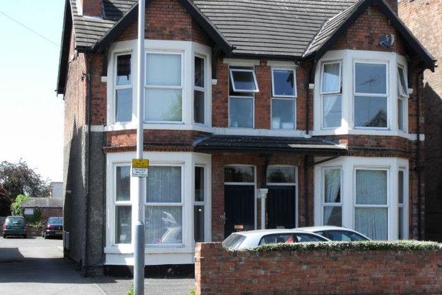 Thumbnail Flat to rent in Loughborough Road, West Bridgford, Nottingham