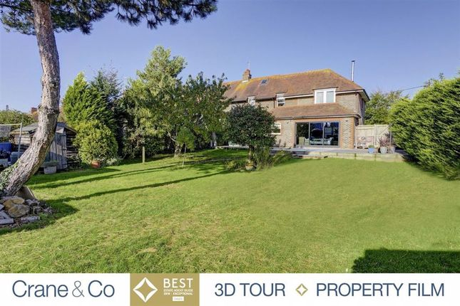 Thumbnail Semi-detached house for sale in New Road, Hellingly, Hailsham