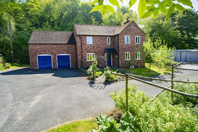 Thumbnail Detached house for sale in Dale Road, Coalbrookdale, Telford, Shropshire.