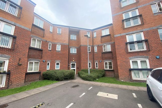 Thumbnail Flat to rent in Anchor Drive, Tipton