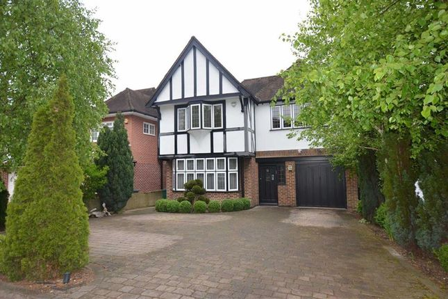 Thumbnail Property for sale in Links Drive, London