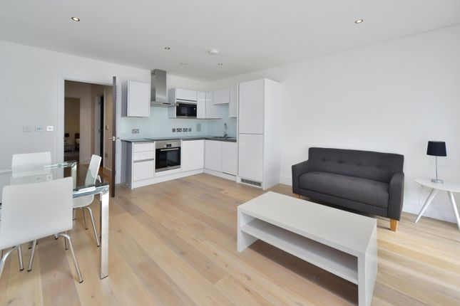 Flat for sale in Sawmill Studios, Parr Street, Hoxton