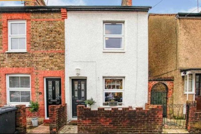 Thumbnail Terraced house for sale in Ashdon Road, Bushey WD23.
