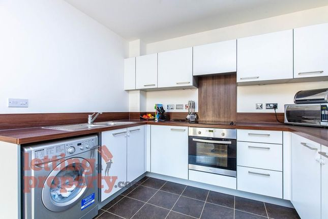 Thumbnail Flat to rent in Harston Walk, London