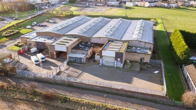 Thumbnail Light industrial to let in Lochgelly Industrial Estate, Auchterderran Road, Lochgelly