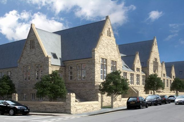 Thumbnail Flat for sale in Priestley Manor, Morley, Leeds