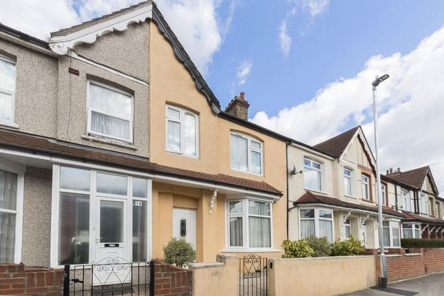 Thumbnail Terraced house for sale in Morden Road, Chadwell Heath, Romford