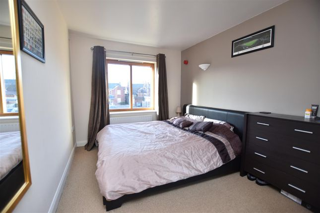 Bedroom One of City Heights, Loughborough LE11