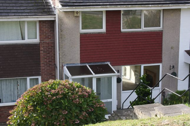 Thumbnail Terraced house to rent in Bradford Close, Eggbuckland, Plymouth