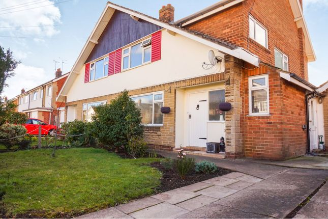 Thumbnail 3 bed semi-detached house for sale in Pear Tree Avenue, York