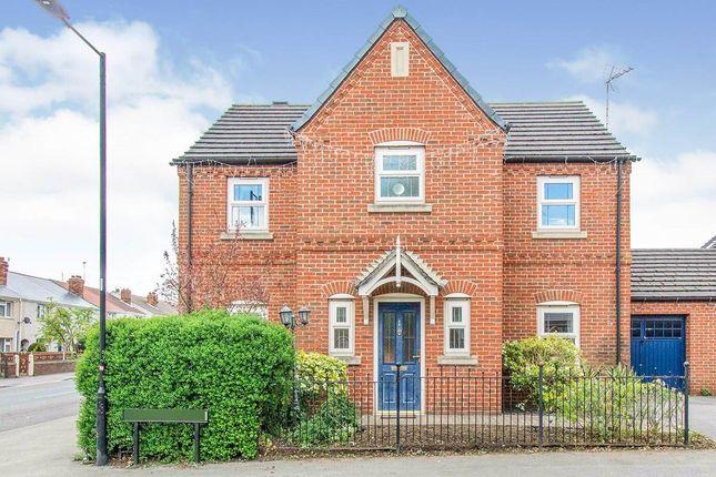 Thumbnail Detached house for sale in St. Edwin Reach, Dunscroft, Doncaster