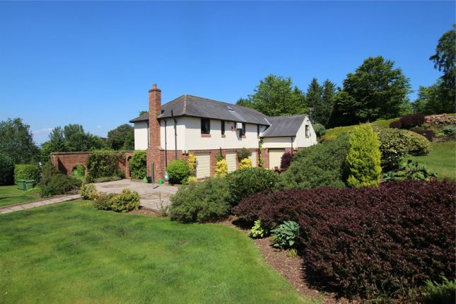 Thumbnail Detached house for sale in Highfield, Capon Tree Road, Brampton, Cumbria