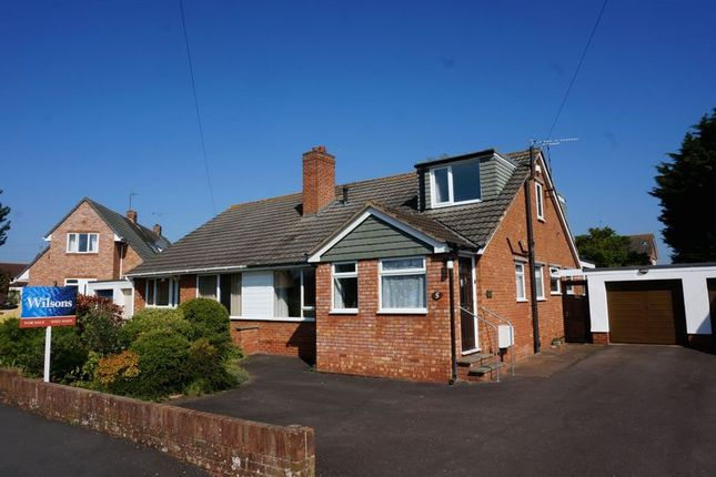 Thumbnail Semi-detached house for sale in Newlands Road, Ruishton, Taunton