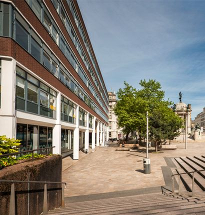 Office to let in Graeme House, Derby Square, Liverpool