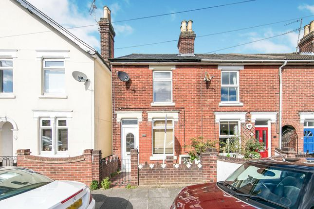 3 bed end terrace house to rent in Canterbury Road, Colchester, Essex CO2