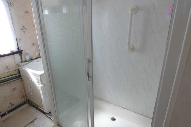 Shower Room of Humberston Fitties, Humberston, Grimsby DN36