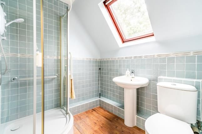 Shower Room of Great Well Drive, Romsey, Hampshire SO51