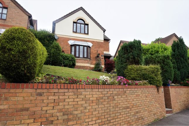 Thumbnail Detached house for sale in Heol Cefn Yr Hendy, Miskin, Pontyclun