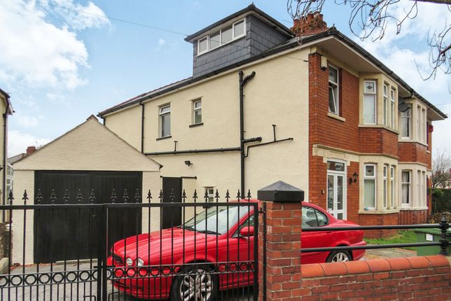 Thumbnail Semi-detached house for sale in Tair Erw Road, Heath, Cardiff
