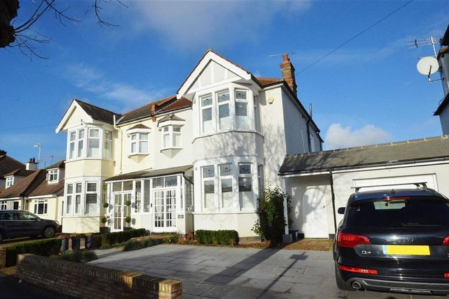 Thumbnail Semi-detached house for sale in Western Road, Leigh-On-Sea, Essex