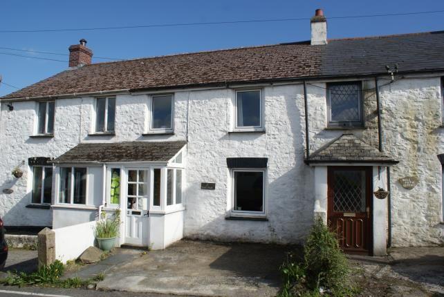 Thumbnail Terraced house for sale in St. Cleer, Liskeard, Cornwall