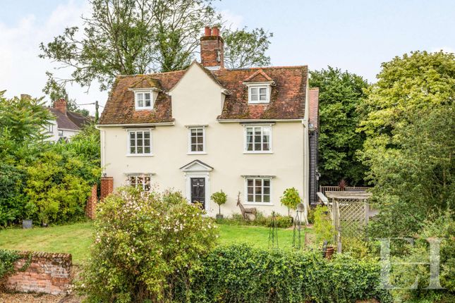 Thumbnail Detached house for sale in Kings Meadow Court, Coggeshall Road, Kelvedon, Colchester